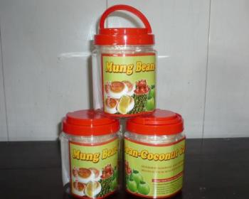 Pía đậu sầu riêng 450gram (MSP: P_H450)